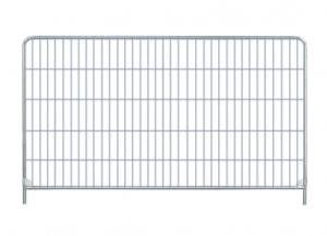 Byggepladshegn - standard mobilhegn med rund top