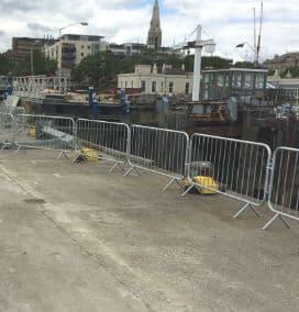 Hegn til afspærring f.eks. barrierehegn - PIT Hegn